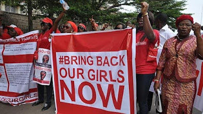 Missing Chibok girls: Don't give up on the government, Presidency urges BBOG