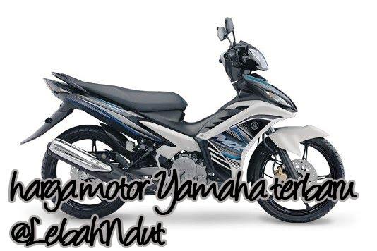 Daftar Harga Motor Yamaha Baru Bekas Terlengkap