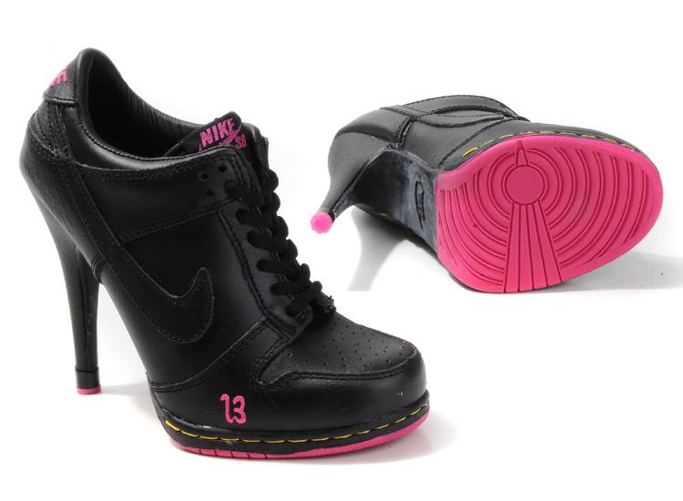 High heel sneakers (NIKE- JORDAN) ~ sneakers cf63249daf3f