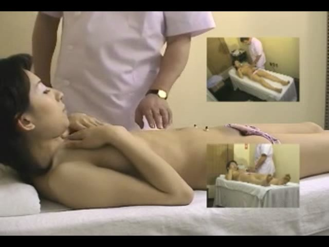 Hidden japanese massage voyeur really. was