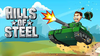 Hills of Steel Apk Mod Dinheiro Infinito