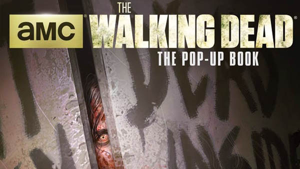 The Walking Dead: pop up book
