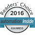 Online Voting - Automation Inside Awards 2016