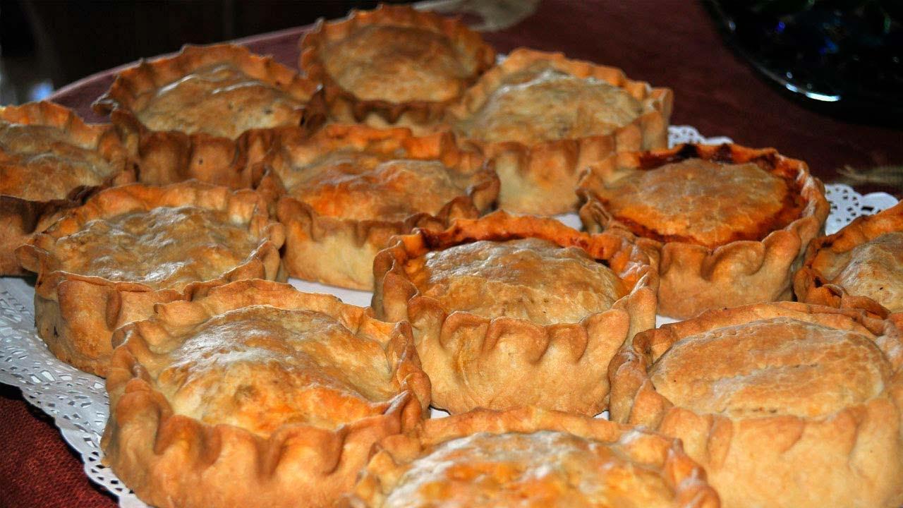 Empanadas Mallorquinas