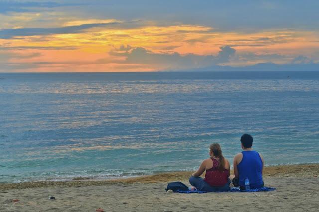 Pantai keren di Lombok