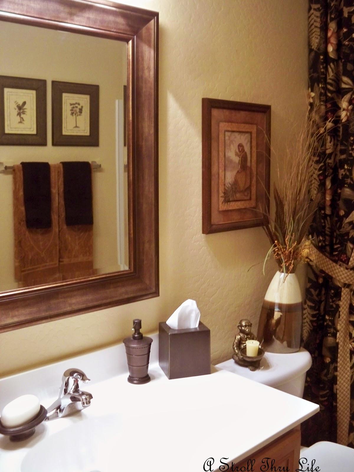 Show Us Your Life Bathrooms A Stroll Thru Life