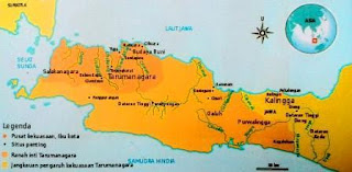 Kerajaan Hindu Buddha di Indonesia Bag. 2 ( Kerajaan Tarumanegara )