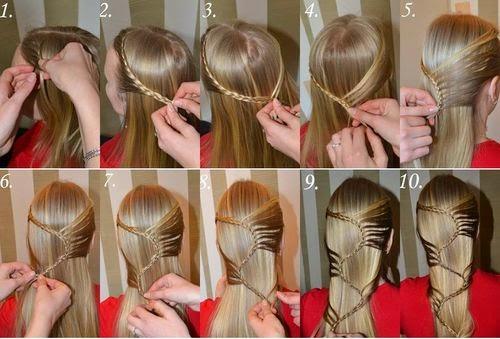 Hairstyles Tumblr Tutorial New Srie Hair Waves