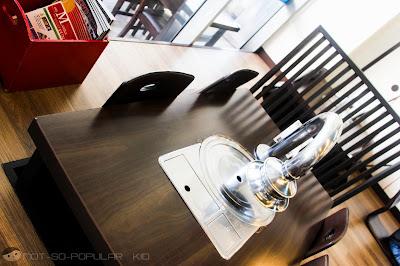 Table Setting - MARU Restaurant Robinsons
