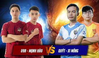U98 - Mạnh Hào vs Quýt - Xi Măng | 2vs2 Random | 27/05/2021