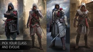 Assassin's Creed Identity APK+DATA Android MOD v2.5.1 Update