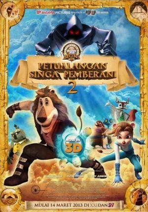 Petualangan Singa Pemberani 2 (2013) WEB-DL 480p