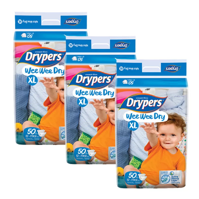 Drypers pampers