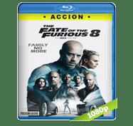Rapidos y Furiosos 8 (2017) Full HD BRRip 1080p Audio Dual Latino/Ingles 5.1