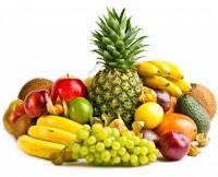 Hilangkan muka kusam dengan buah-buahan