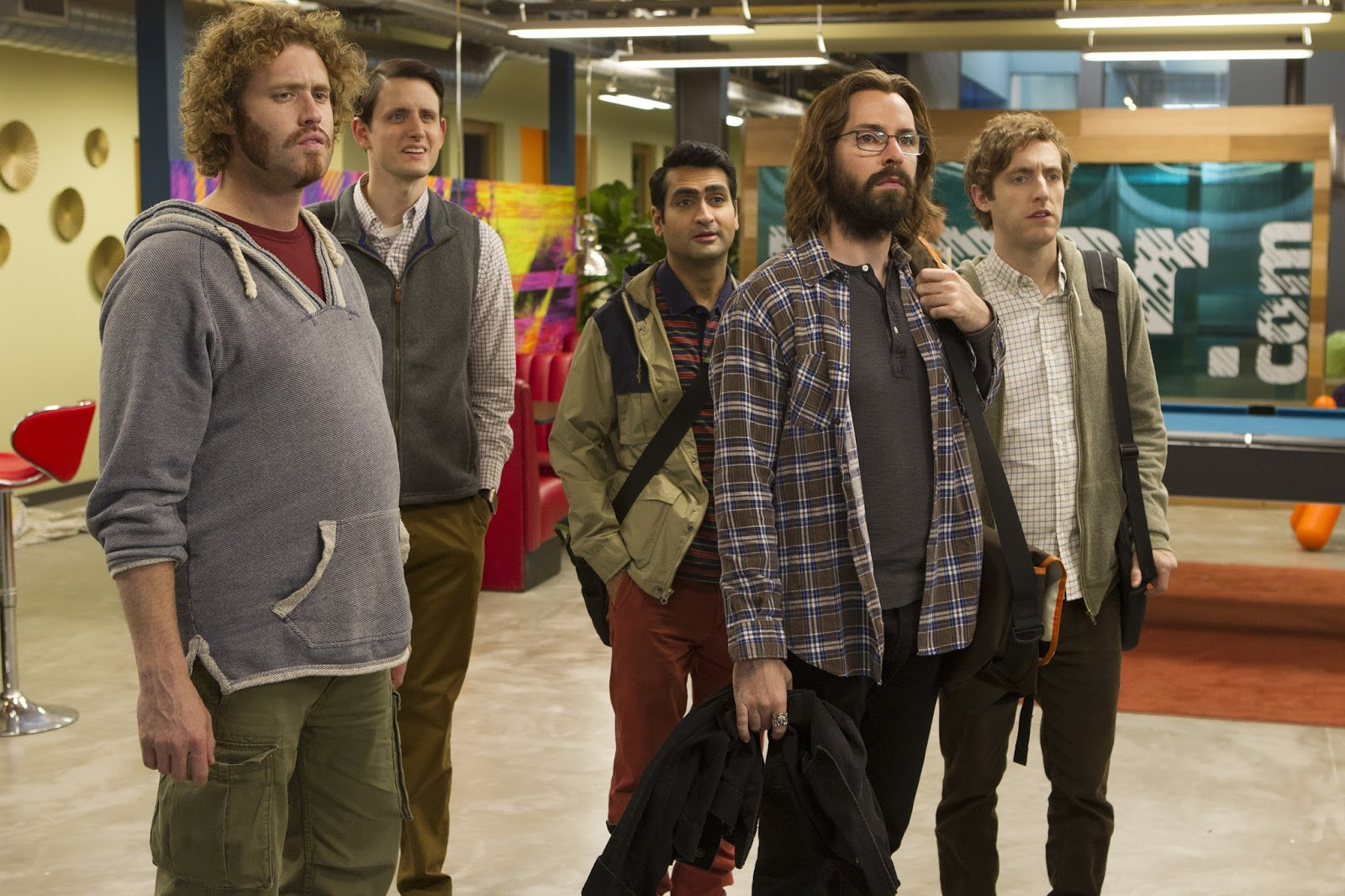 GIVEAWAY: Silicon Valley Season 3 on Digital HD