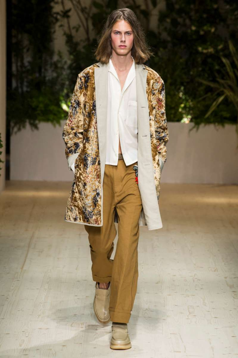 Milan Fashion Week Spring Summer