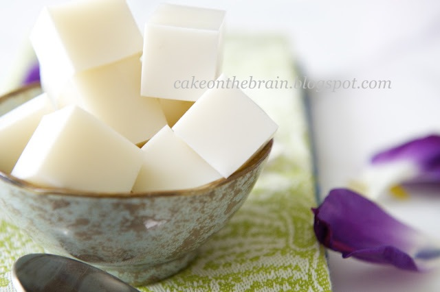 Lemon Mochi Cake Recipe
