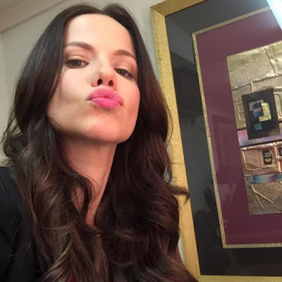 PLL behind-the-scenes Tammin Sursok (Jenna) filming 7x05 and 7x06