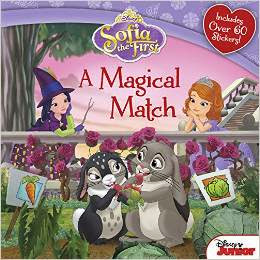 Sofia the First A Magical Match
