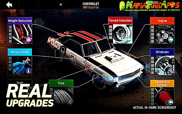 Nitro Nation Racing Apk MafiaPaidApps