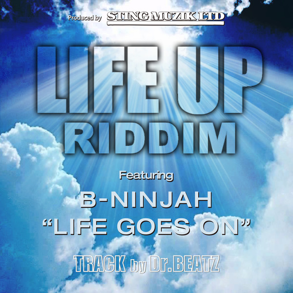 [Single] B-ninjah – LIFE GOES ON (2016.04.13/MP3/RAR)