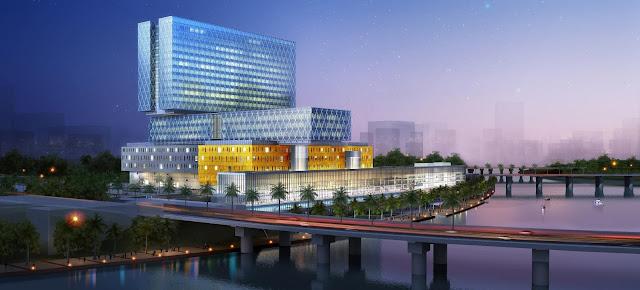 Health Tourism. Cleveland Clinic Abu Dhabi.