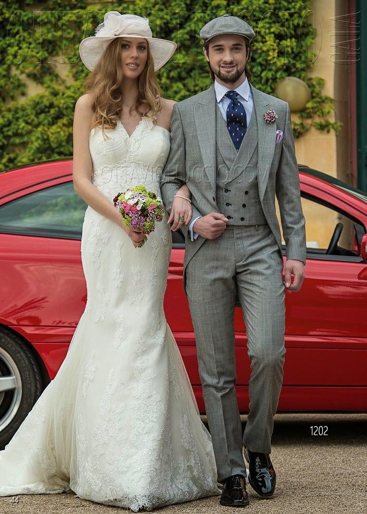 Eccezionale Matrimonio Ecologico: Matrimoni Ecologici: L'abito dello sposo eco HC69
