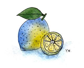 Citron by Yukié Matsushita