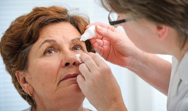 Pacientes con glaucoma podrían quedar ciegos por falta de medicinas
