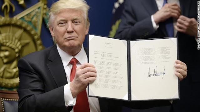 Impeachment Against Donald Trump