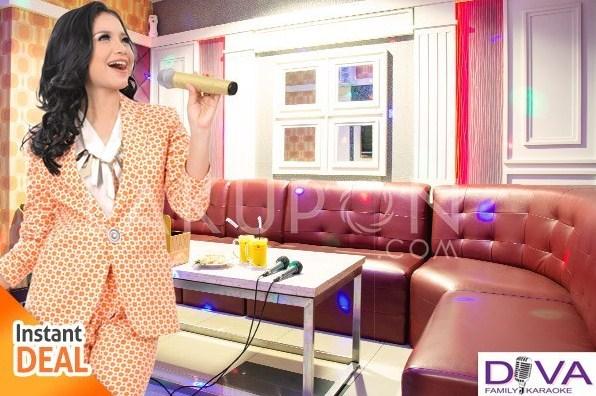 Harga Room DIVA Daan Mogot Kalideres Karaoke Keluarga Paling Baru