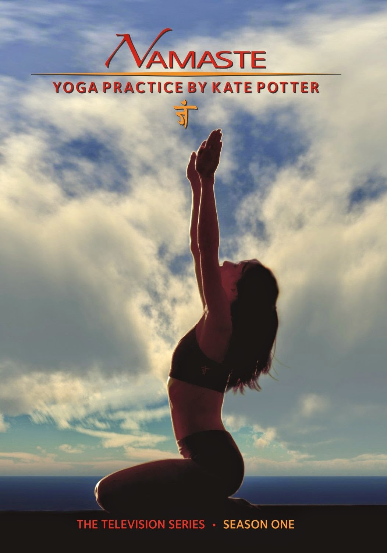 Namaste Yoga: The Complete First Season DVD