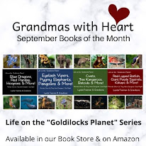Grandmas with Heart September Books of the Month
