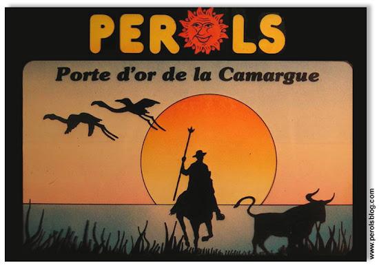 Porte d'or de la Camargue
