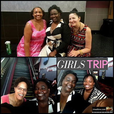 Girls Trip pictures of movie-goers