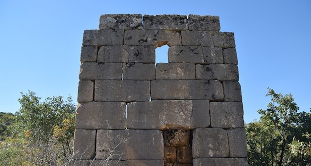 Roman-era military observation tower identified in southeastern Turkey