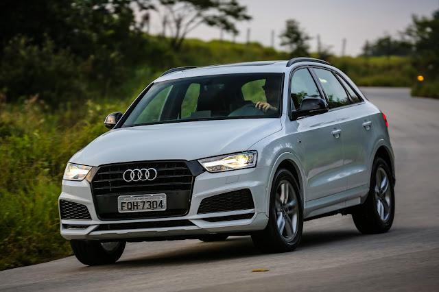 Nova Audi Q3 1.4 TFSi Black Edition 2018: fotos, detalhes e preço