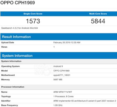 OPPO-F11-Pro-Geekbench
