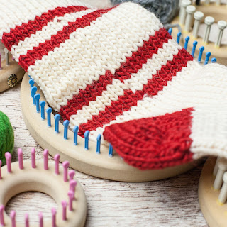 How to Fix The Jog When Knitting In The Round