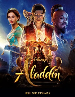 Aladdin 2019 Download BluRay 720p e 1080p Dublado Torrent
