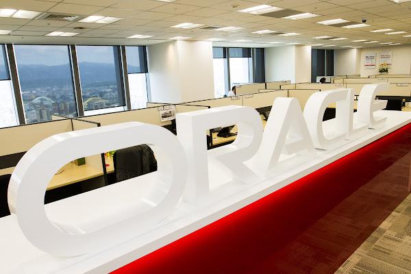 因應新工作型態,台灣甲骨文的新辦公室特別強調行動辦公室