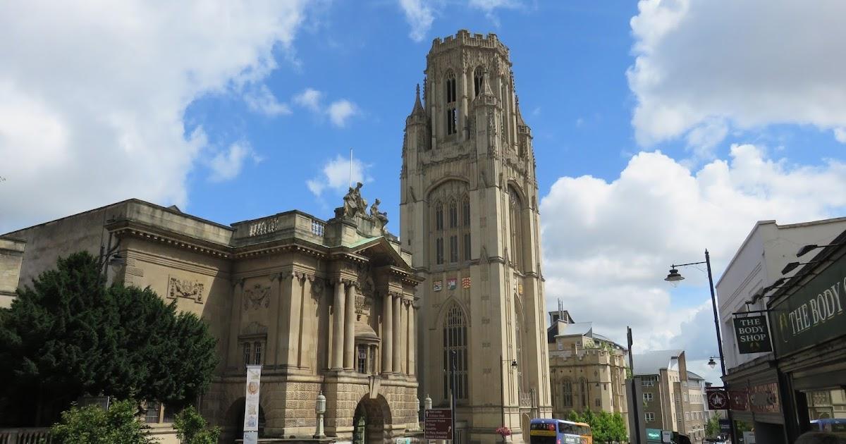 Viajar: Bristol (Inglaterra): Old City y West End