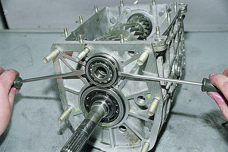 Фото №43 - неисправности коробки передач ВАЗ 2110