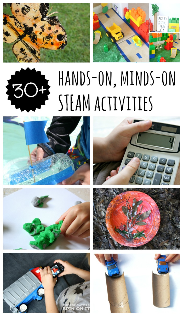 The Educators' Spin On It: STEAM, Preschool Activities for ...