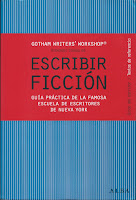 Portada del Gotham Writers' Workshop para escribir ficción