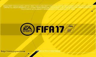 FTS Mod FIFA 17 by Ahmad Apk + Data