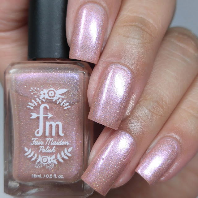 Fair Maiden Polish - Peachy