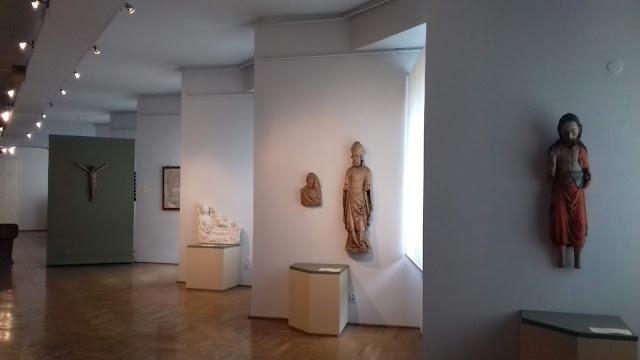 Muzeum Diecezjalne Pelplin sztuka średniowieczna rzeźby