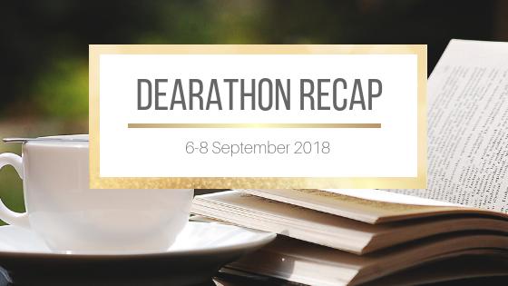DEARathon 6-8 Sept 2018 Recap